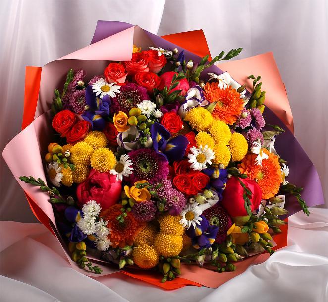 Цветочный салон цветаева спб